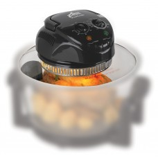Halogen oven cooking head