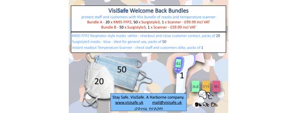 VisiSafe Welcome Back Bundle